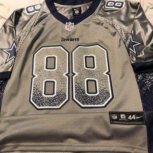 Nike Dallas Cowboys Dez Bryant Jersey. Size 44